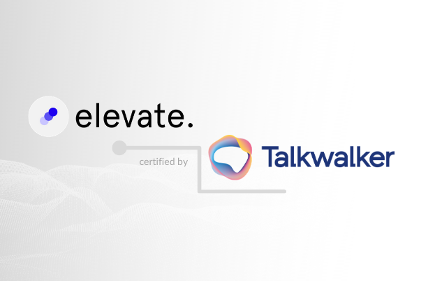 Elevate agence certifiée Talwalker