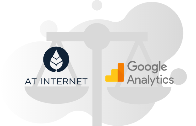 Comparatif AT Internet VS Google Analytics